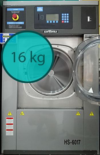 Lavandería Autoservicio LavaExpres en Valencia 16kg