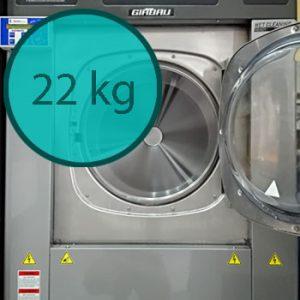 Lavandería Autoservicio LavaExpres en Valencia 22kg