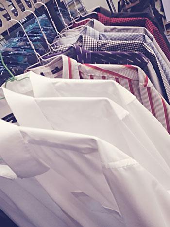Limpiar 10 Camisas en Valencia en tu Tintorería y Lavandería LavaExpres