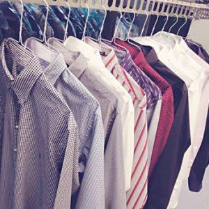 Limpiar 15 Camisas en Valencia en tu Tintorería y Lavandería LavaExpres