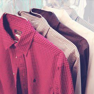 Limpiar 5 Camisas en Valencia en tu Tintorería y Lavandería LavaExpres